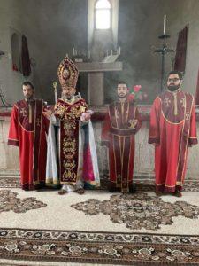 Հոգեգալստյան (Պենտեկոստե) տոնը