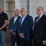 ԱՀ վաստակյալ նախագահ Բակո Սահակյան