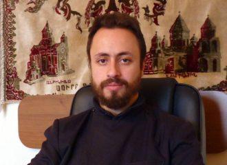Տեր Մեսրոպ քահանա Խունոյան
