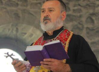 Տեր Մեսրոպ քահանա Մկրտչյան