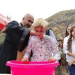 մկրտության արարողություն